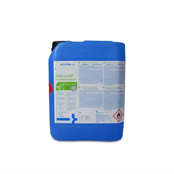 Solution Mikrozid® Universal flacon de 5000 ml