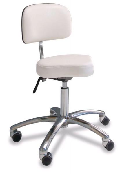 Siège ergonomique blanc