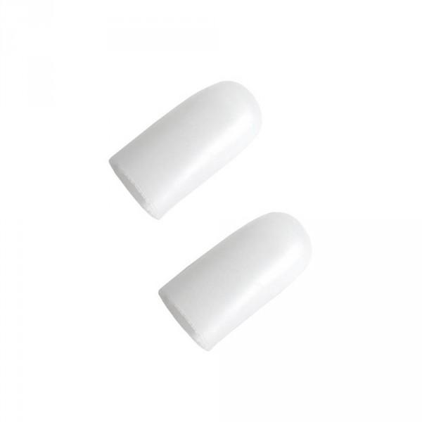 Protection pour orteilles, grande taille, en silicone, 1 paire