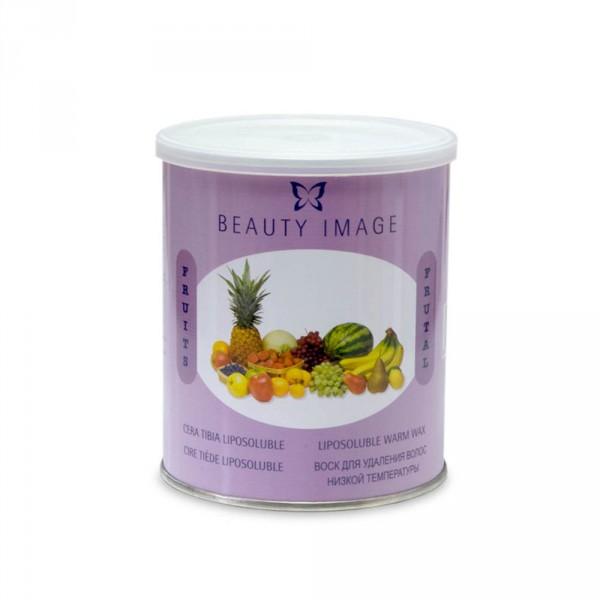 Cire épilatoire aux fruits, soluble à l'huile, 800 g (1000 ml)