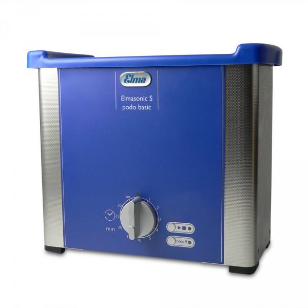 bac à ultrasons Elmasonic S Podo Basic
