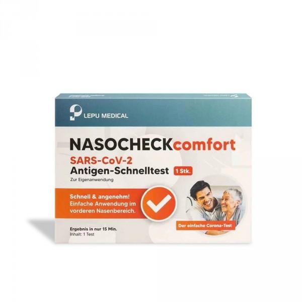 Test rapide Nasocheck Comfort SARS-CoV-2 Antigène