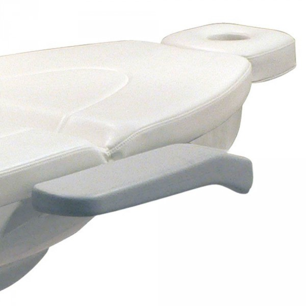 Accoudoirs modèle large en polyurethane pour LR & SLR