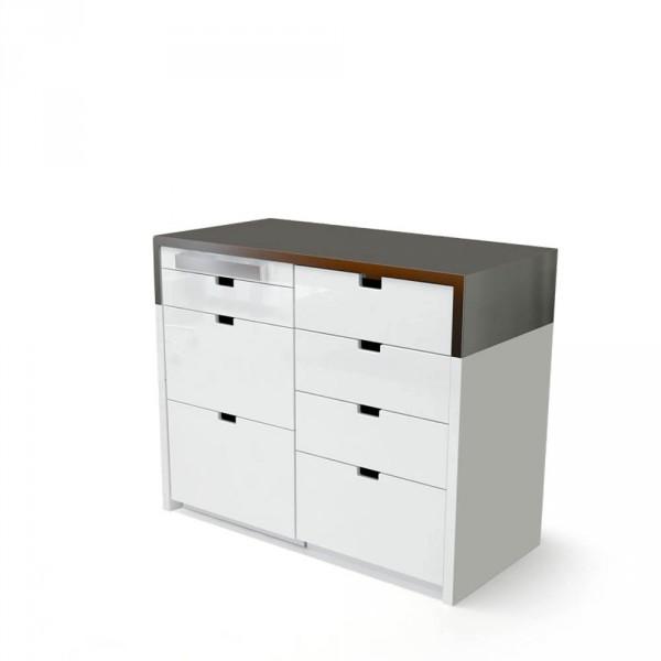 La série de mobiliers K10 avec 2 modules