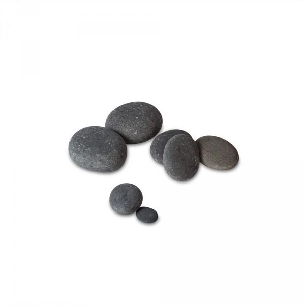 Jeu de pierres chaudes, 54 pièces