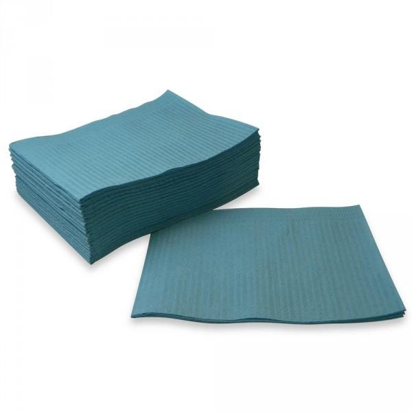 500 serviettes plastifiées, 48 x 33 cm