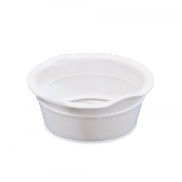 Gobelet, blanc