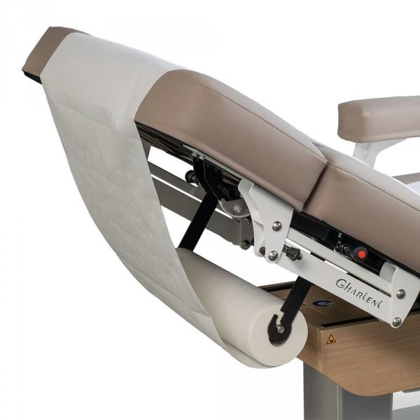 support de rouleau de papier pour 601, RAL8022