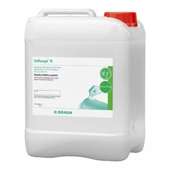 Braun Softasept N® Désinfection de la peau 5l
