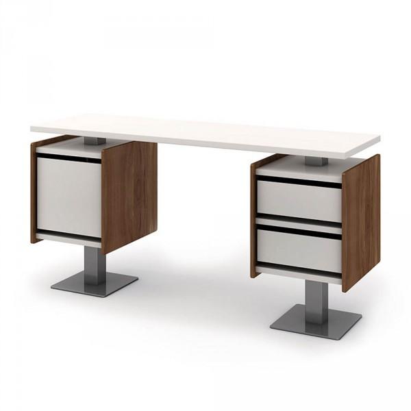 Table manucure Gharieni série Cube Square Duo