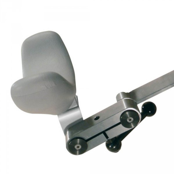 mécanisme repose-tête double articulation