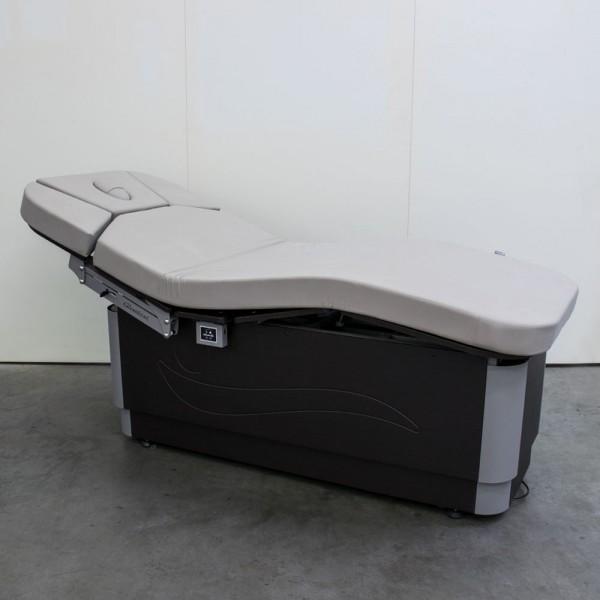 Housse pour table de massage MLW, blanc small, avec revètement en PU