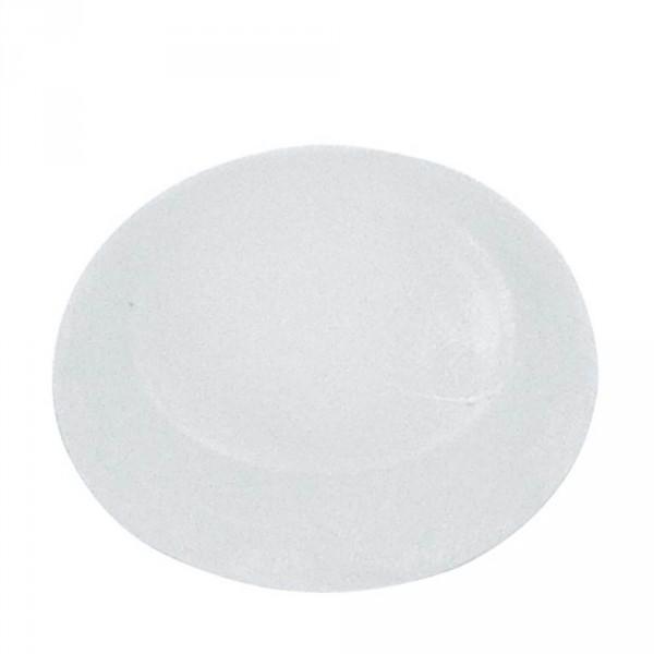 Polymer-Druckschutzkissen rund+Mulde, 6St