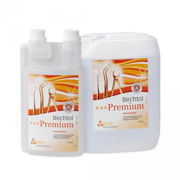 Bechtol Premium pour la désinfection des instruments, 1L