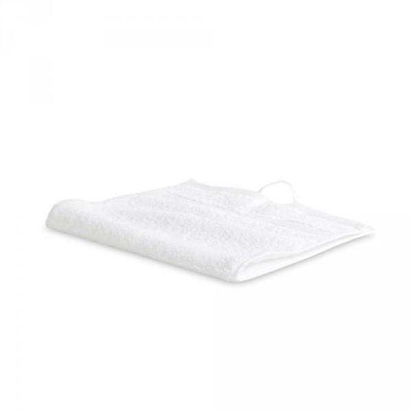 Compresses en tissu-éponge, blanc, 30 x 50 cm