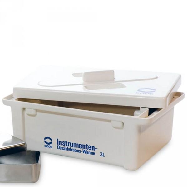 bac de décontamination pour instruments, 3000 ml