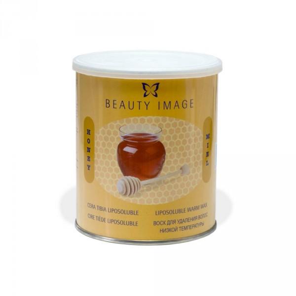 Cire épilatoire naturelle, soluble à l'huile, 800 g (1000 ml)