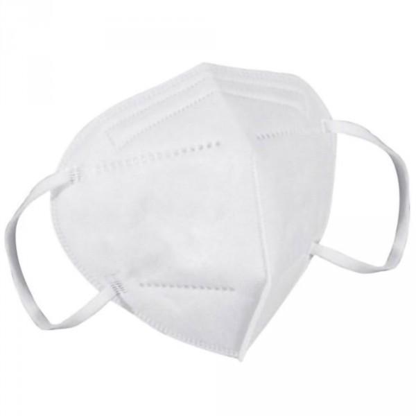 Masque de protection respiratoire FFP2, NR blanc